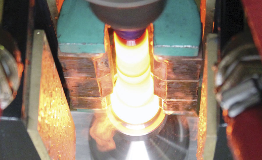 Ajax TOCCO Magnethermic Corp. induction heat-treating systems