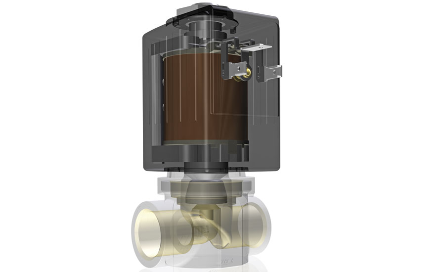 Burkert Fluid Control Systems all inclusive for combustion