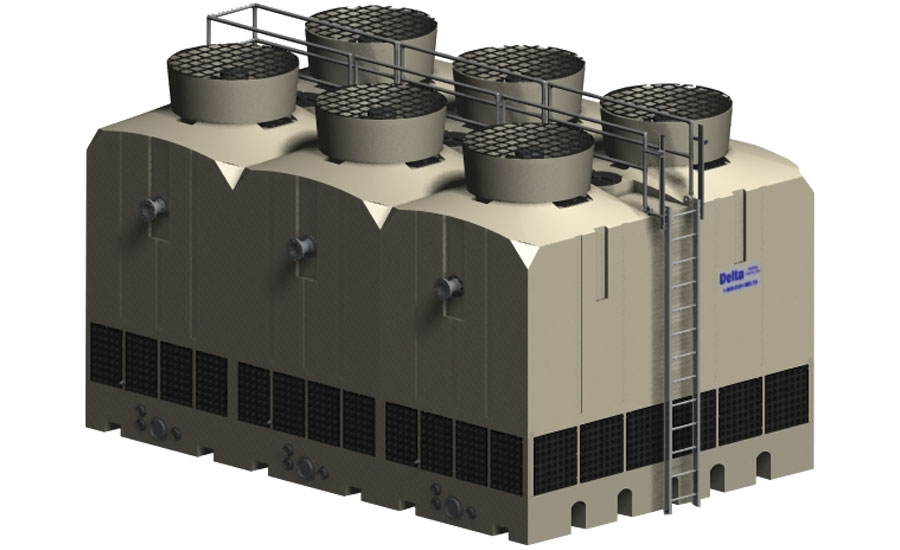 Delta Cooling Towers TM Series cooling towers