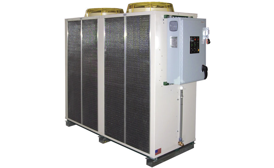 Dry Coolers Inc. Omni-Chill PAC series process chillers