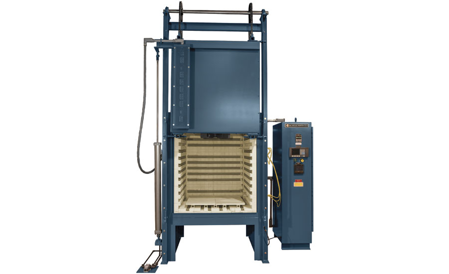 L&L Special Furnace Co. Inc. Model XLE highly uniform and controllable electric box furnaces