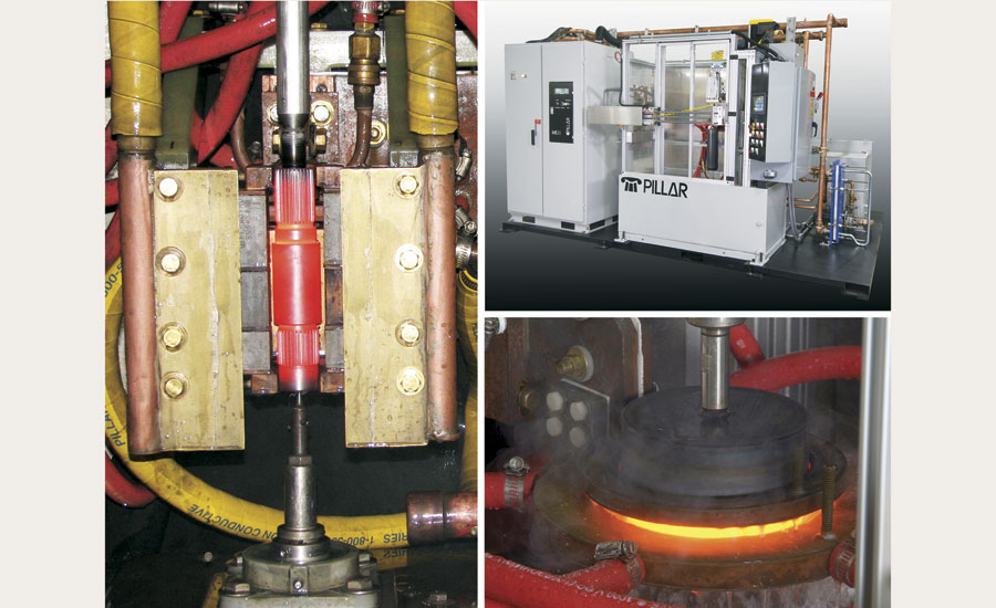 Pillar Induction is your process partner for induction heating solutions