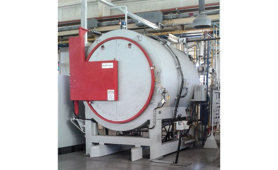 ALD Thermal Treatment FNC furnace
