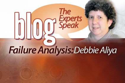 Debbie Aliya - Failure Analysis