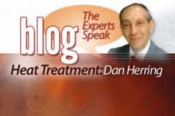 Dan Herring - Heat Treatment Blog