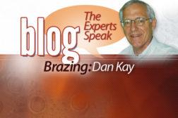 Dan Kay - Brazing