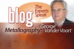 George Vander Voort - Metallography