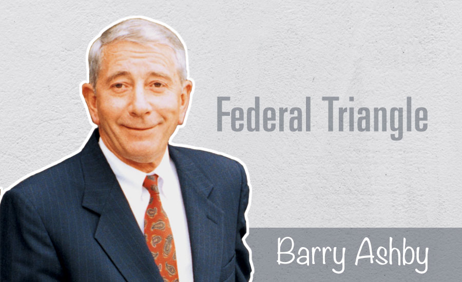 Federal Triangle: Barry Ashby