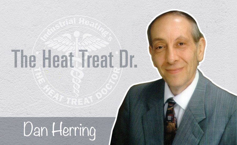 The Heat Treat Doctor: Dan Herring