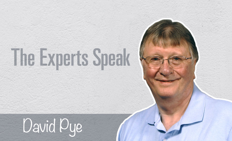 Experts Speak: David Pye