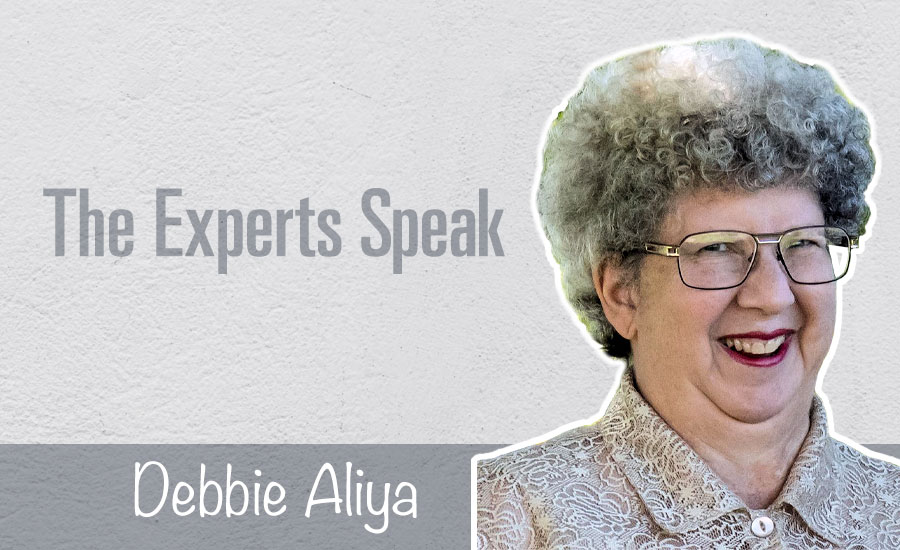 Experts Speak: Debbie Aliya