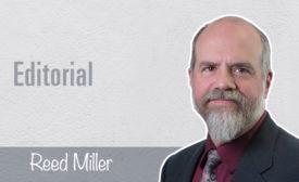 Editorial 2019: Reed Miller