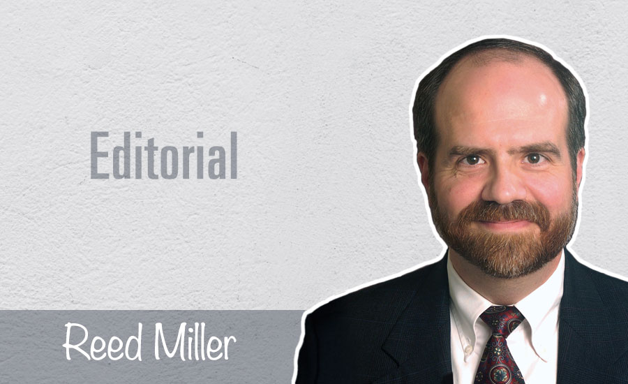Editorial: Reed Miller
