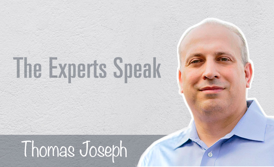 Experts Speak: Thomas Joseph