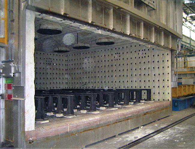 Ceramic Fiber Insulation For Heat Treatment Furnaces