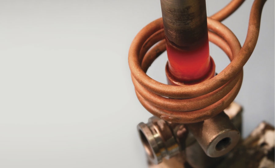 Using Induction Brazing In Manufacturing Operations Part