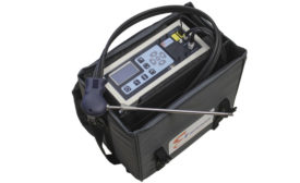 E Instruments Group E8500 PLUS portable emissions analyzer