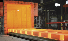 An inside look at the Donovan Heat Treating (DHT) facility