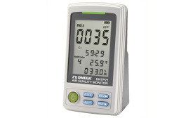 Omega Engineering particulate pollution meter