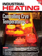 Industrial Heating December 2016 Cover