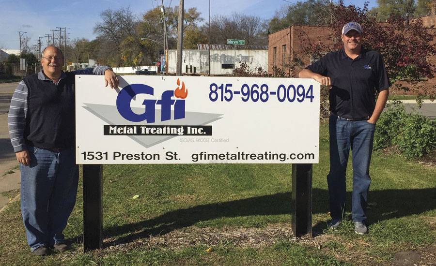 GFI Metal Treating