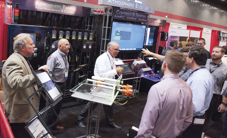 Furnaces North America is a great opportunity for networking between heat treaters