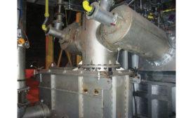 Dual-head regenerative burner system