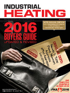 Industrial Heating July 2016 Cover