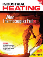 Industrial Heating June 2016 Cover