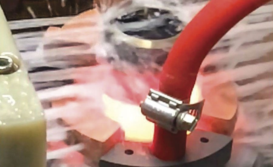 Spindle hardening process development