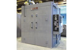 Wisconsin Oven Corp. Express Batch Oven (EBO)