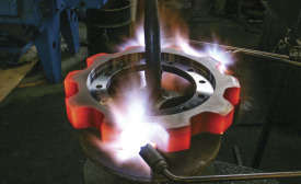 Braddock Metallurgical provides quality metal treating
