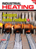 Industrial Heating November 2016 Cover