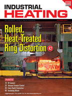 Industrial Heating October 2016 Cover