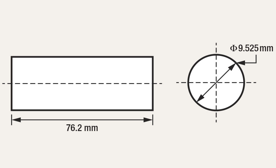 Geometry of sample