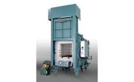 Grieve gas-fired furnace