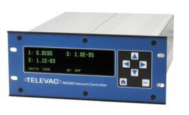TELEVAC MX200 modular vacuum controller