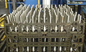 Erie Steel's has new business involving the carburizing of heavy-truck steering components