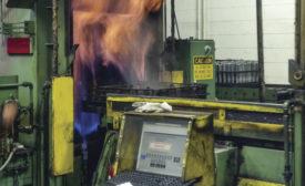 Ohio Metallurgical Service (OHIOMET) serves the Ohio manufacturing market