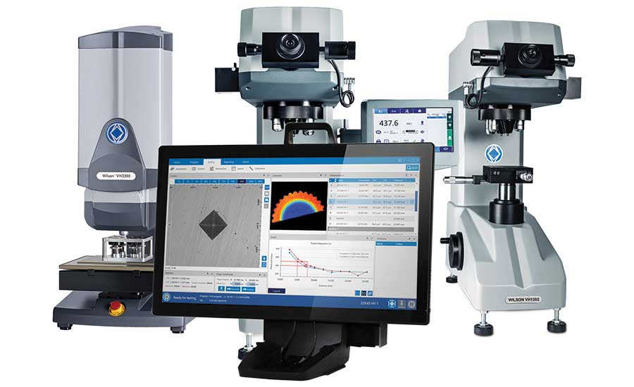 Hardness Testing Software