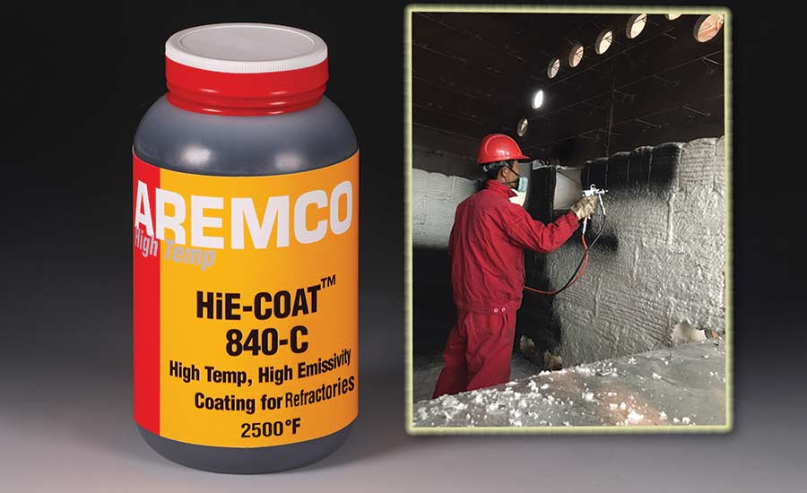 High-Temperature, High-Emissivity Coating