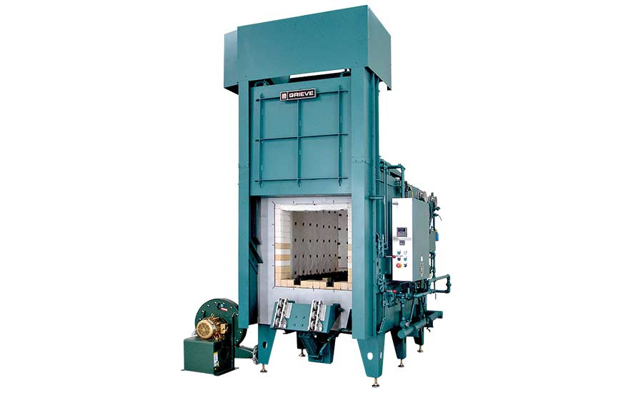 Gas-Fired, Heavy-Duty Furnace