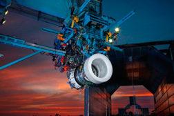 Courtesy Pratt & Whitney, Engine Ground Testing