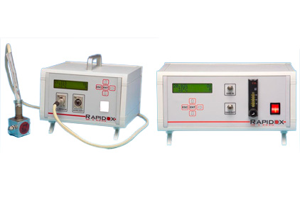 IH0215 Products: Gas Analyzer feature