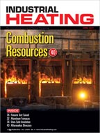Industrial Heating April 2017 Cover