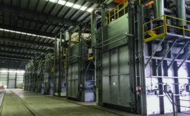 Homogenizing furnace system