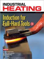Industrial Heating August 2017 Cover