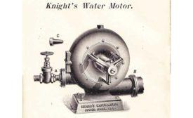 Knight's Water Motor