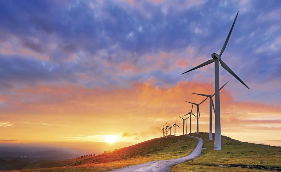 Wind-energy Turbines