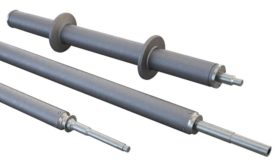 Kanthal Furnace Rollers